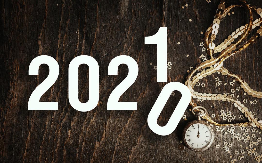 Dziękuję Ci Roku 2020