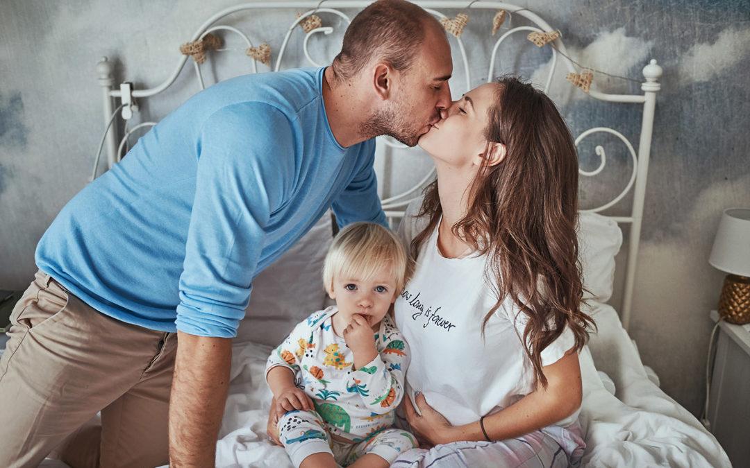 Ciążowy projekt fotograficzny